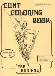 Vagina Coloring Book