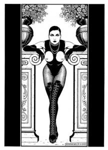 Artist: Antonio Biella http://eroticartlover.blogspot.com/2011/04/antonio-biella-s-cartoon-style.html?zx=e2235f6805c7c1fd