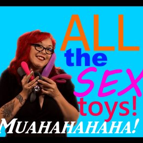 Sunny Megatron Sex toy reviews